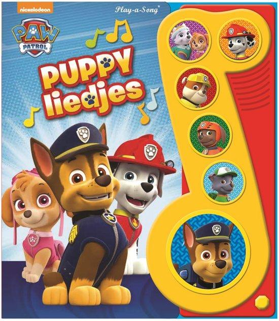 Paw Patrol - Puppyliedjes