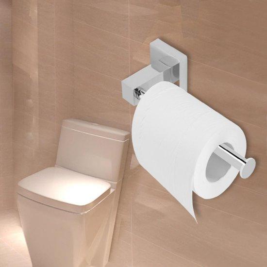 Ongebruikt bol.com   RVS toiletpapier houder of hanger kleine handdoek CE-16