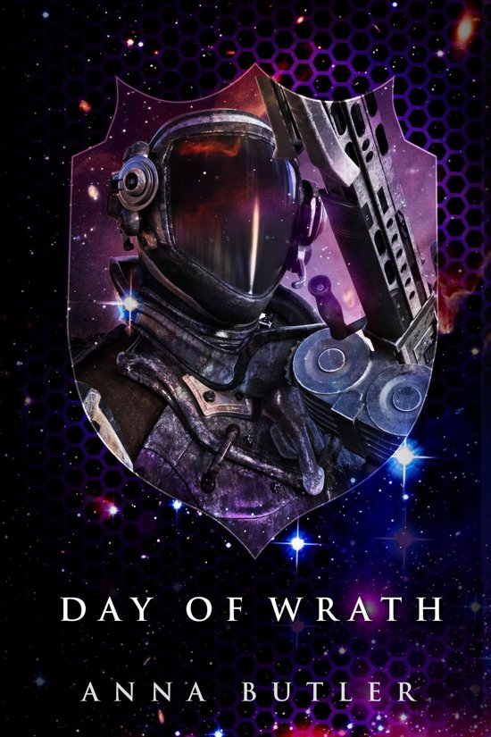 Boek cover Day of Wrath van Anna Butler (Onbekend)