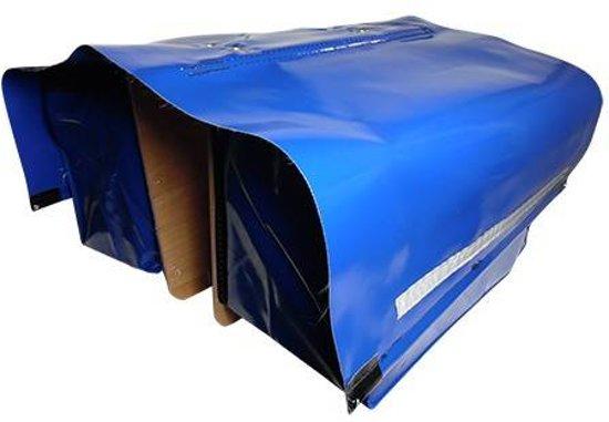 De Poort Luxe XXXL Blauw 80L