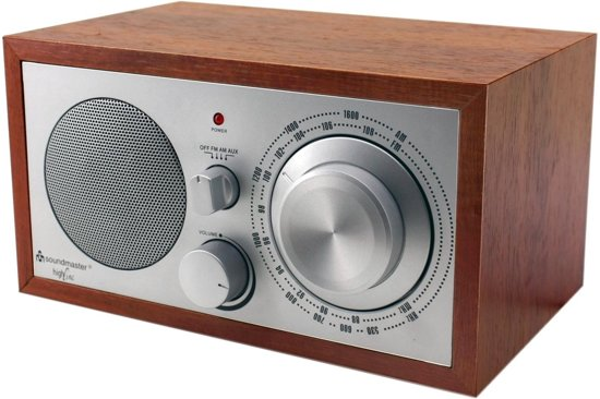 Soundmaster TR27KB kersen