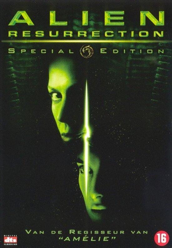 Cover van de film 'Alien 4'