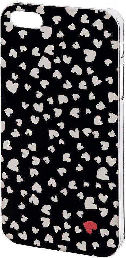 ELLE Mobile Phone Cover, Heart, Apple iPhone 5/5s, zwart
