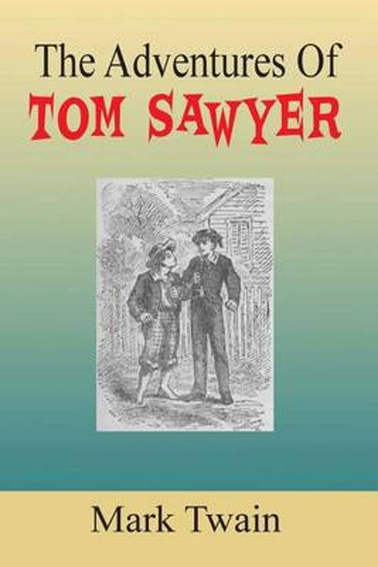 a literary analysis of the adventures of tom sawyer by mark twain Lesson plan – the adventures of tom sawyer and theme on characterization in the adventures of tom sawyer by mark twain • literary response and analysis.