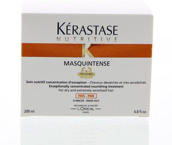 Kérastase Nutritive Masquintense Irisome Fijn Haar Masker Zeer Droog/Fijn Haar 200ml