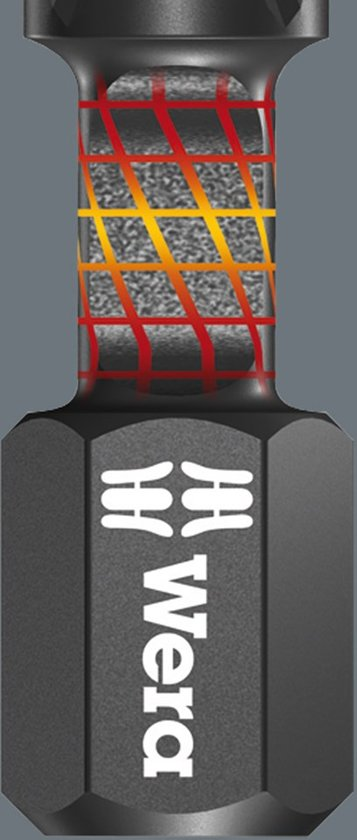 Wera bitset Mini-Check Impaktor 4