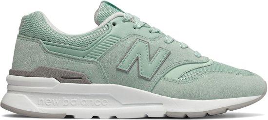 new balance sneakers mintgroen