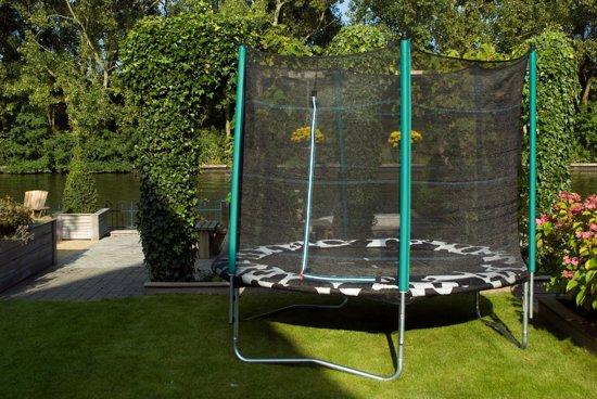 Game on Sport Trampolinerand à 244 cm