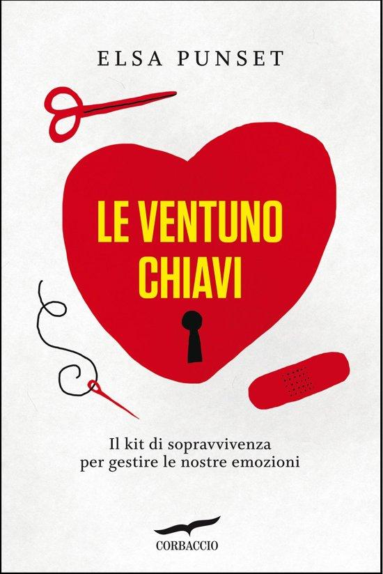 Bolcom Le 21 Chiavi Ebook Elsa Punset 9788863806298 Boeken