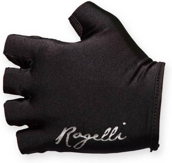 Rogelli Dulia - Fietshandschoenen - Dames - Zwart - Maat XL