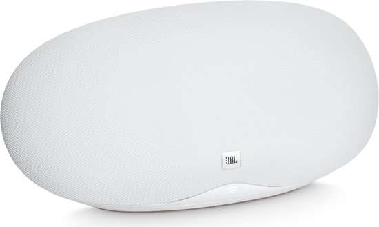 JBL Playlist - Draadloze Google Cast Speaker - Wit