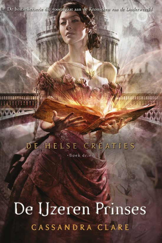 De Helse Creaties Boek drie: De IJzeren Prinses