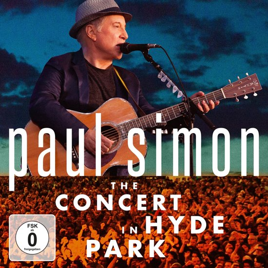 The Concert In Hyde Park (CD+Blu-ray)
