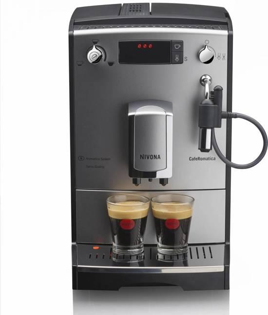 Volautomaat CafeRomatica 530