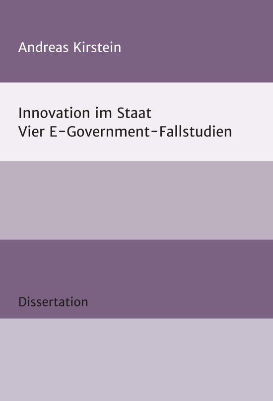 Innovation im Staat