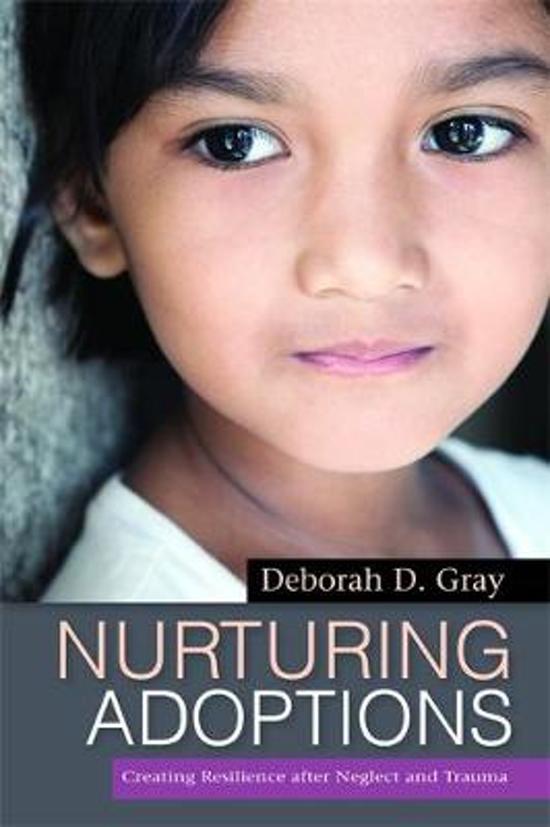 Boek cover Nurturing Adoptions van Deborah D. Gray (Paperback)