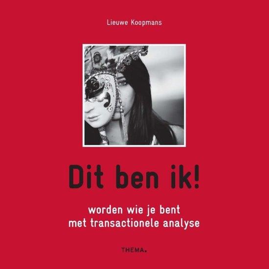Boek cover Dit ben ik! van Lieuwe Koopmans (Hardcover)