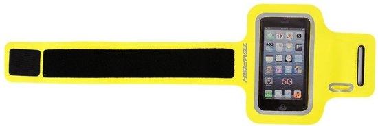 Tempish Smartphone Sportarmband Fix 4 Inch Geel