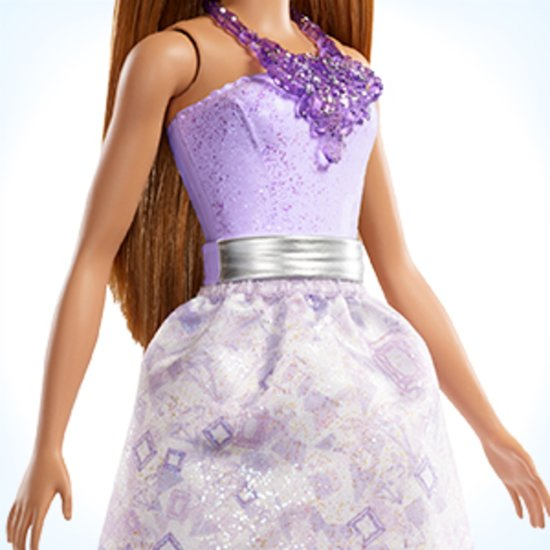 Barbie Dreamtopia Prinses Latin American