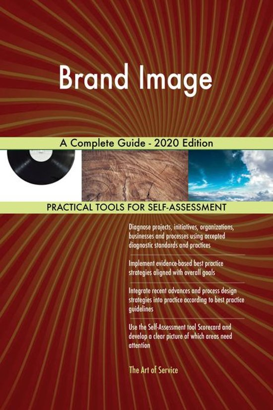 Brand Image A Complete Guide - 2020 Edition