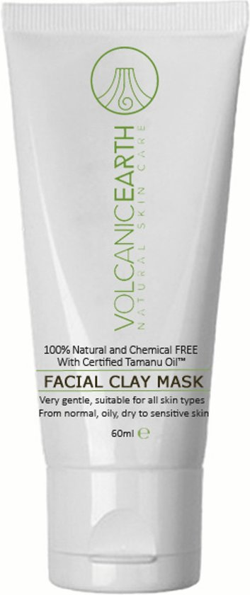 VolcanicEarth Facial Clay Mask (gezichtsmasker)