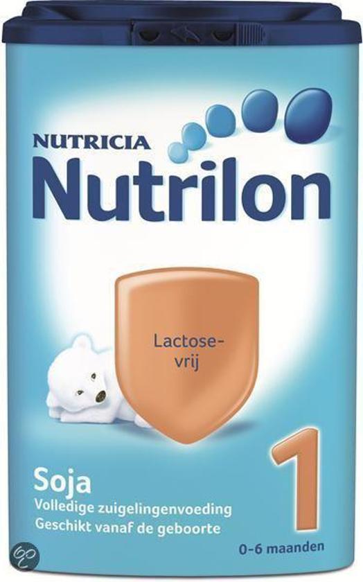 Nutrilon zuig.voed.1 soya 800 gr