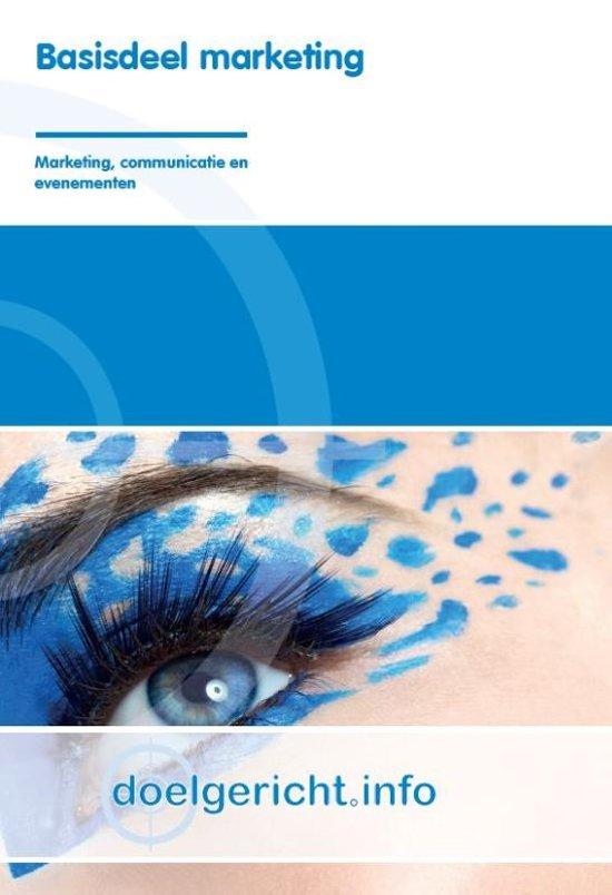 Doelgericht.info Basisdeel marketing