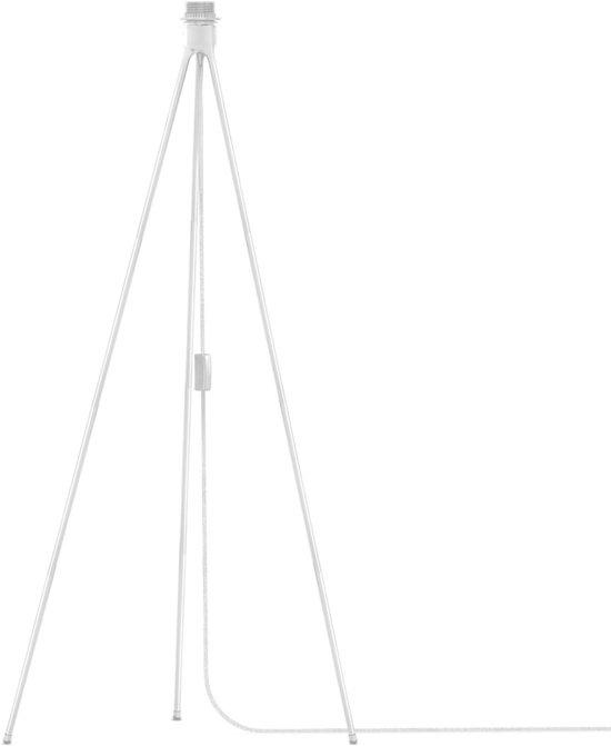 VITA Tripod Lampenvoet - h. 109 cm - Wit