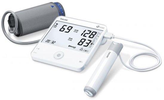 Beurer BM95 - Bloeddrukmeter bovenarm ECG Bluetooth®