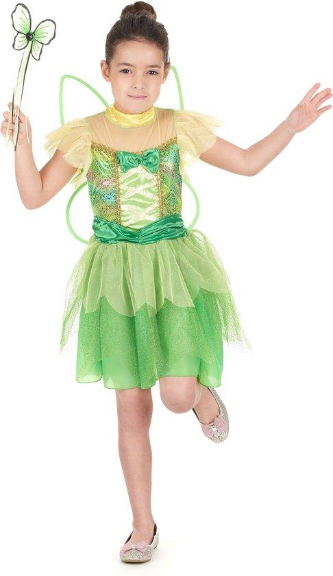 Groene feeën kostuum voor meisjes - Verkleedkleding