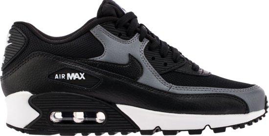 nike air max zwart met grijs