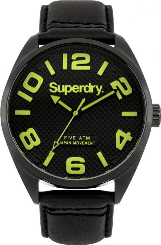 Superdry military SYG192BYA Mannen Quartz horloge