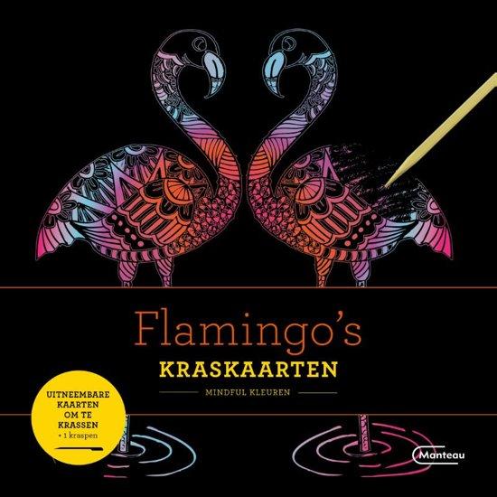 Flamingo's Kraskaarten