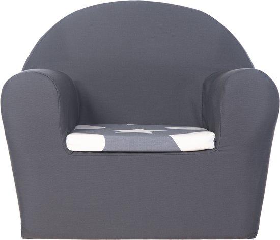 Kinderstoel Voor Peuters.Bol Com Peuterstoel Kinderstoel Antraciet