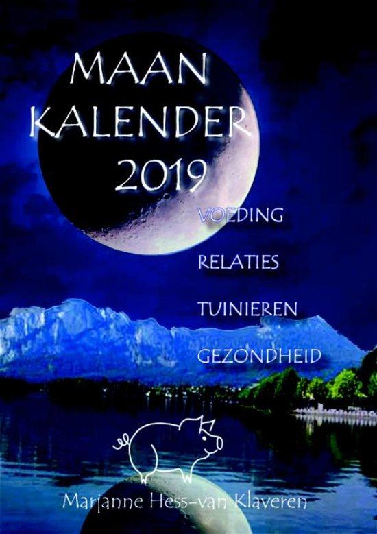 Maankalender 2019