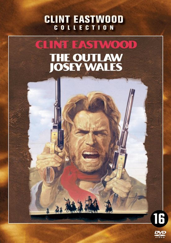 Cover van de film 'The Outlaw Josey Wales'
