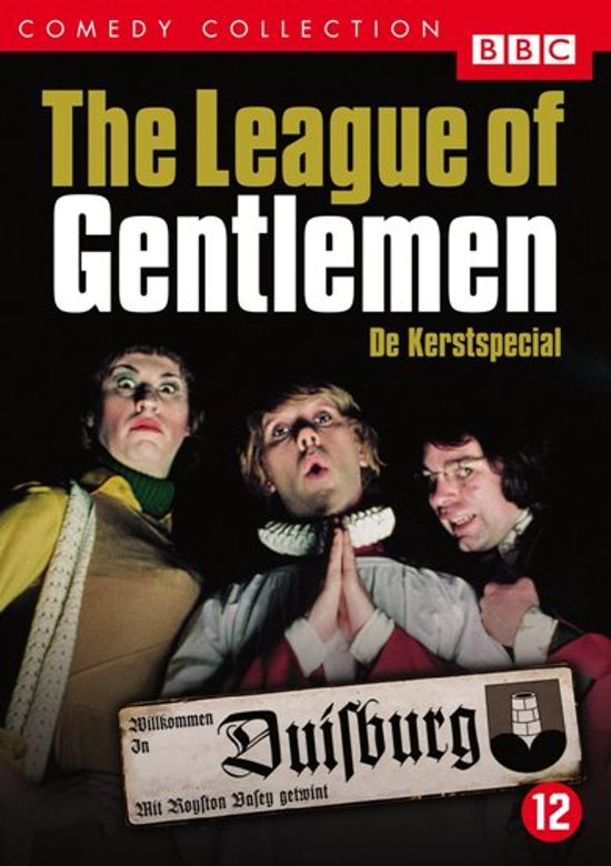 League Of Gentleman - Kerstspecial