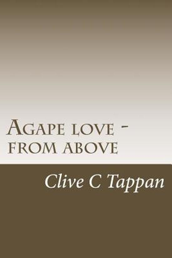 Agape Love from Above