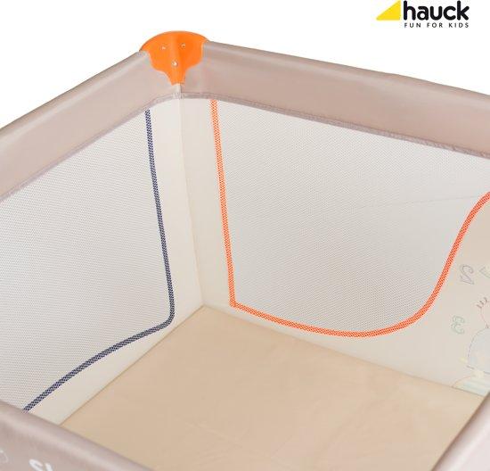 Hauck Sleeper SQ Babymatras - 90 x 90 cm - Beige