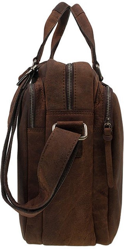Wall Brown Dstrct 17 Inch StreetLaptoptas xodBCre