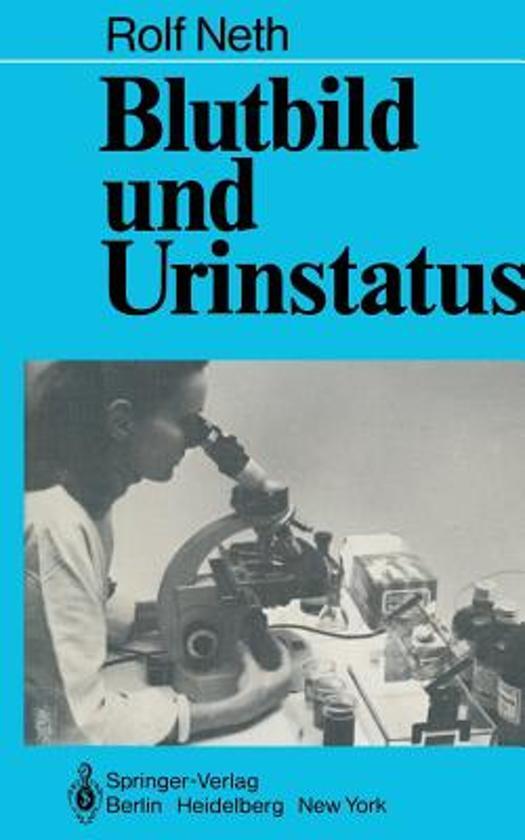 Blutbild Und Urinstatus