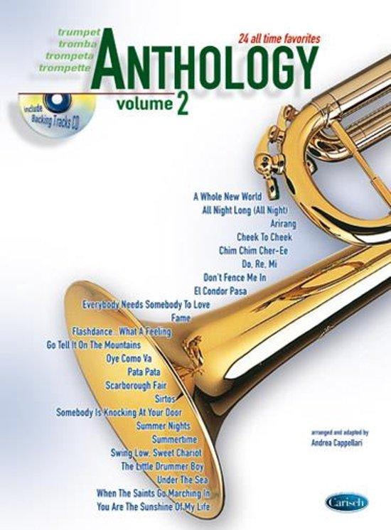 Trumpet Anthology Vol2 Trumpetcd
