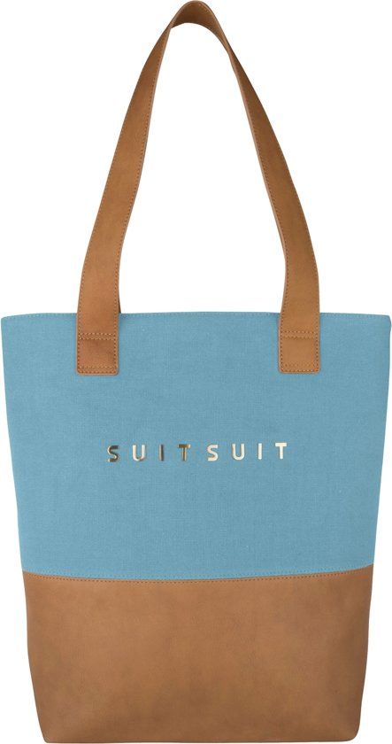 SUITSUIT Fab Seventies Upright Bag - Reef Water Blue
