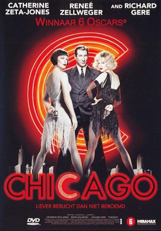Cover van de film 'Chicago'