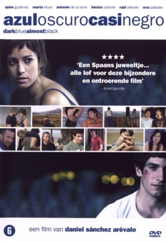 Cover van de film 'Azuloscurocasinegro'