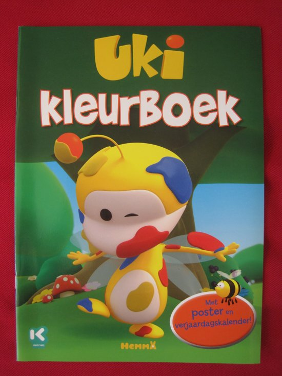 UKI - KLEURBOEK