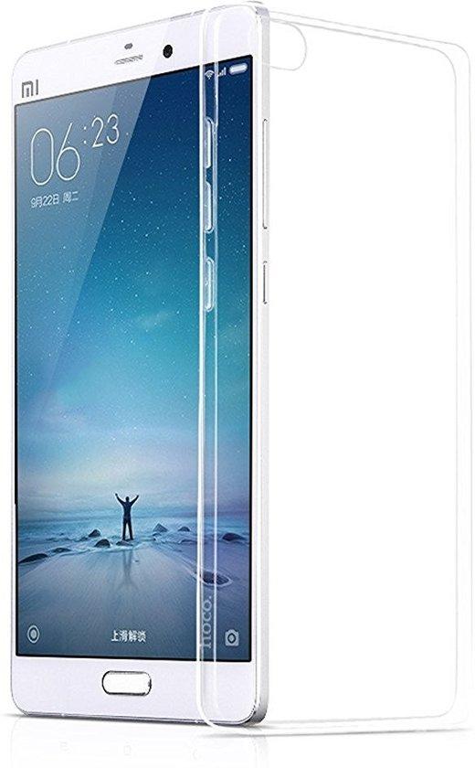 Teleplus Xiaomi Mi5 Silicone Case Transparent hoesje