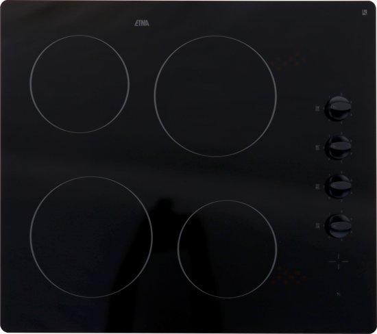 ETNA EKP358WIT - Kookplaat - Vrijstaand - Keramisch