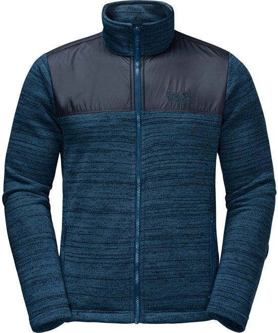 Jack Wolfskin Aquila Fleece Large Poseidon Blue