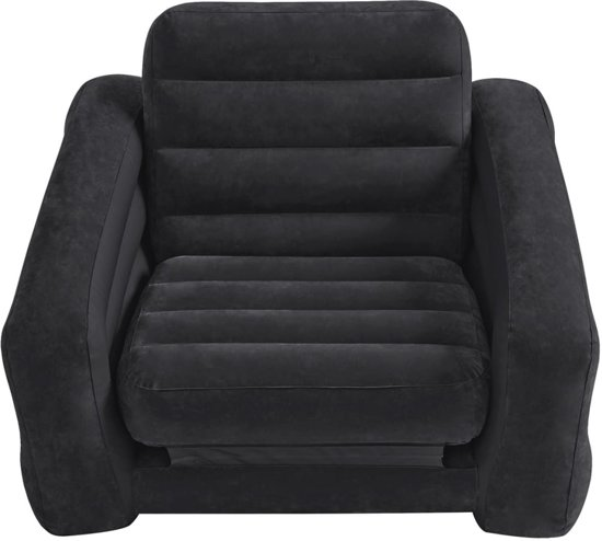 Superb Intex Opblaasbare Stoel Bed 1 Persoons 107 X 221 X 66 Cm Alphanode Cool Chair Designs And Ideas Alphanodeonline